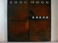 Muro  Hierro , cristal, agua cm. 200 x 200 x 10 -1988-89-