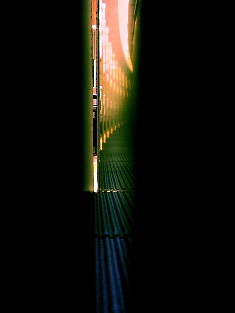 Periscopio urbano, (visión interior) -1994-