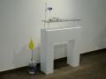 Respiro, aluminio, goma , materiales plásticos, bomba de agua, D.M. cm. 134 x 83,5 x 23,5 -2006-