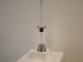 Empty, metales, materiales plásticos, cristal, D.M. lacado cm. 10 x 51,5 x 10 -2008-