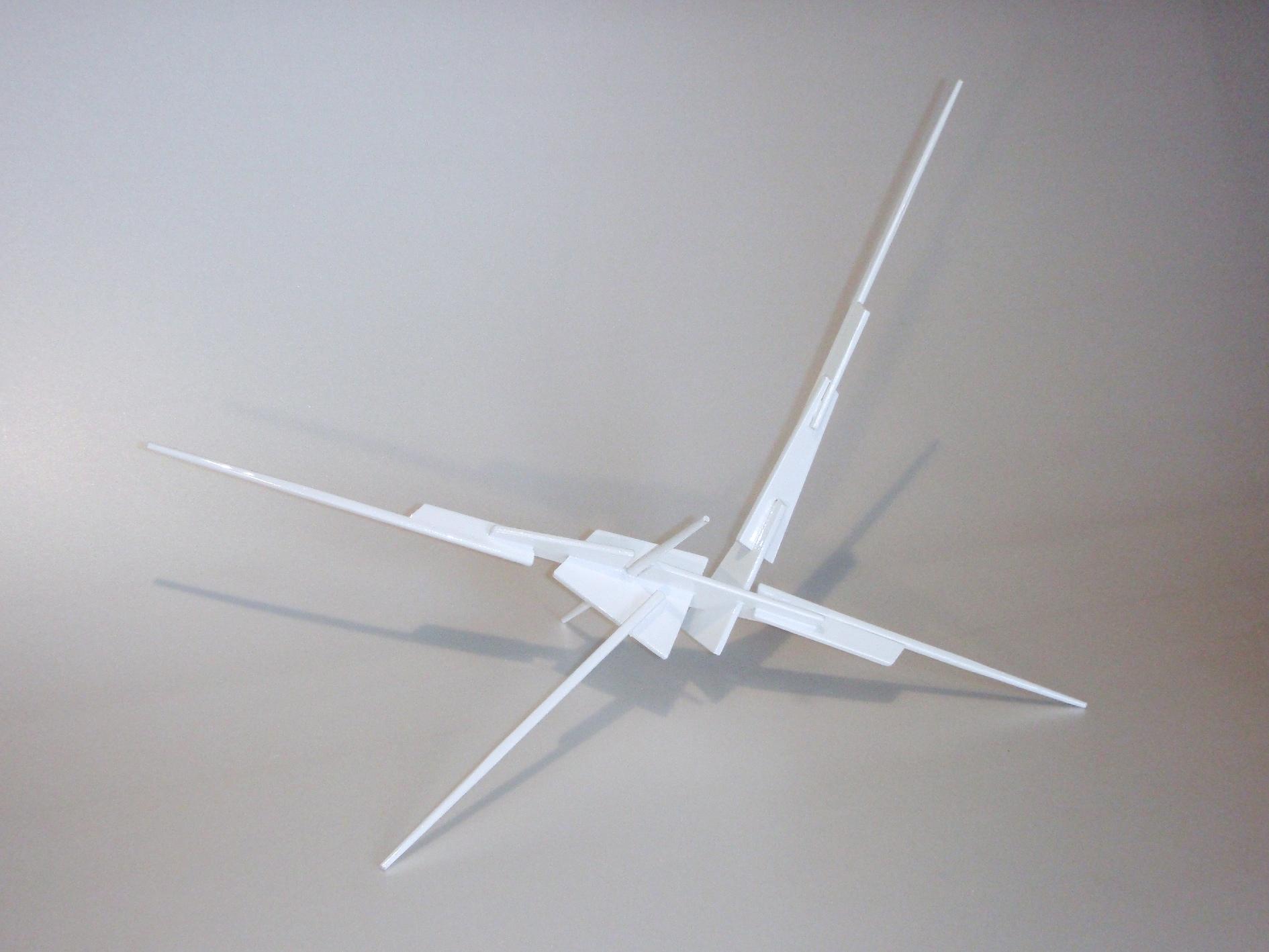 MTRL blanco cm. 56 x 25 x 35-2014-