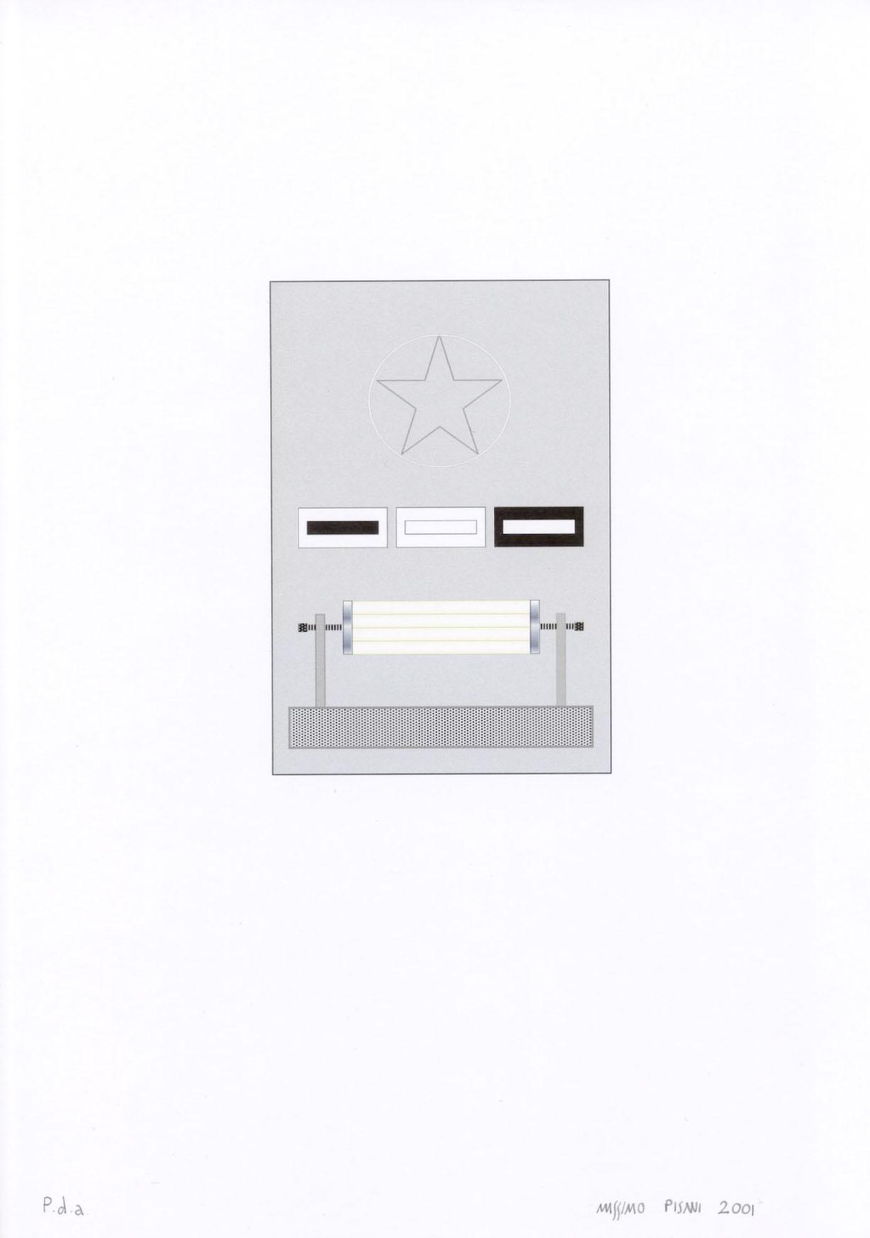 Ilustraciónes para la publicación Pulcino elefante cm.21x29,7 -2002- 11
