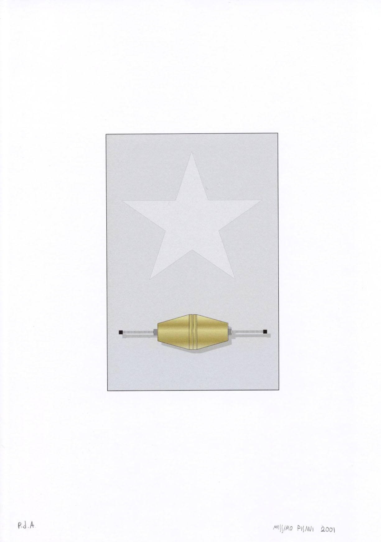 Ilustraciónes para la publicación Pulcino elefante cm.21x29,7 -2002- 12