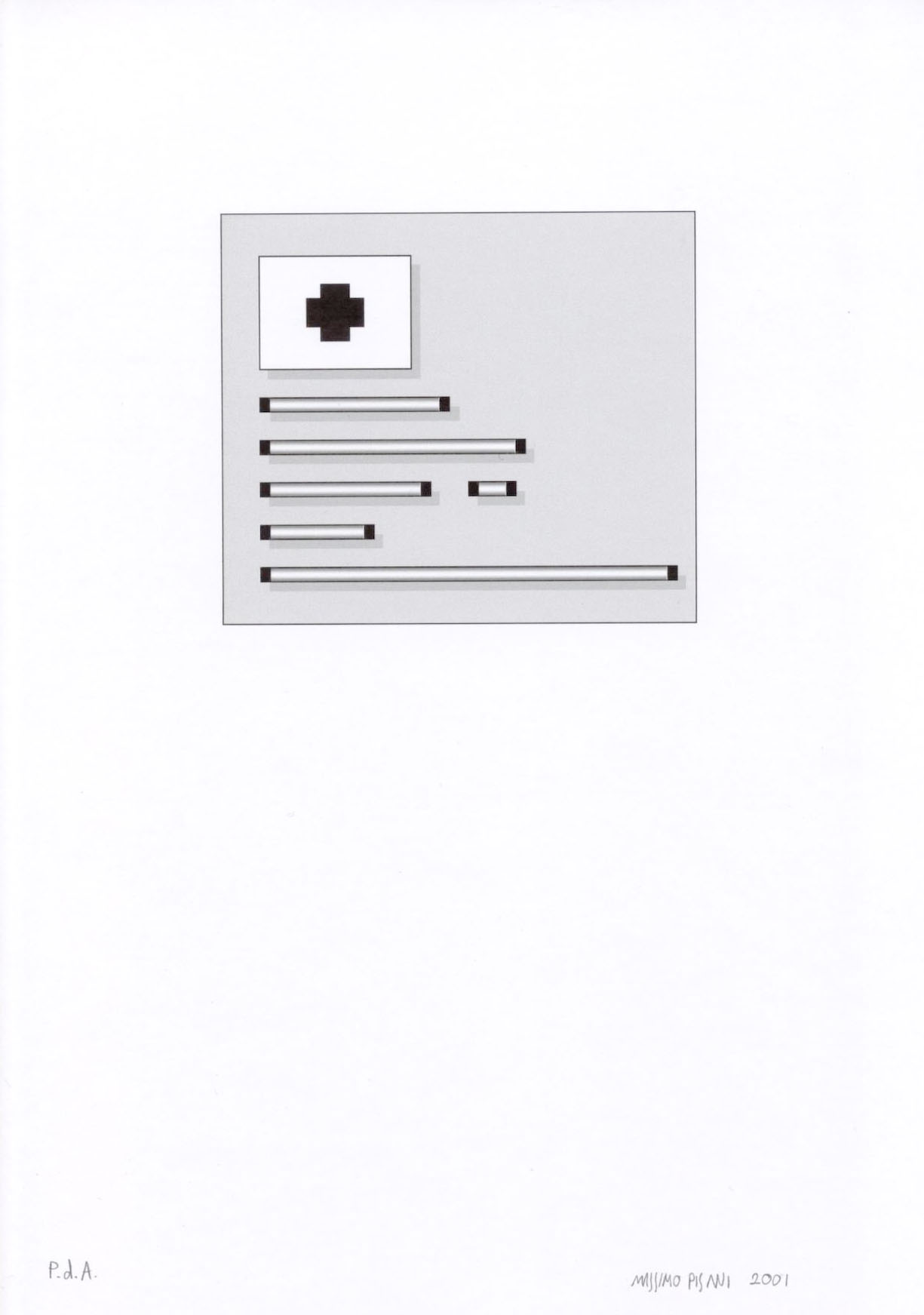 Ilustraciónes para la publicación Pulcino elefante cm.21x29,7 -2002- 13