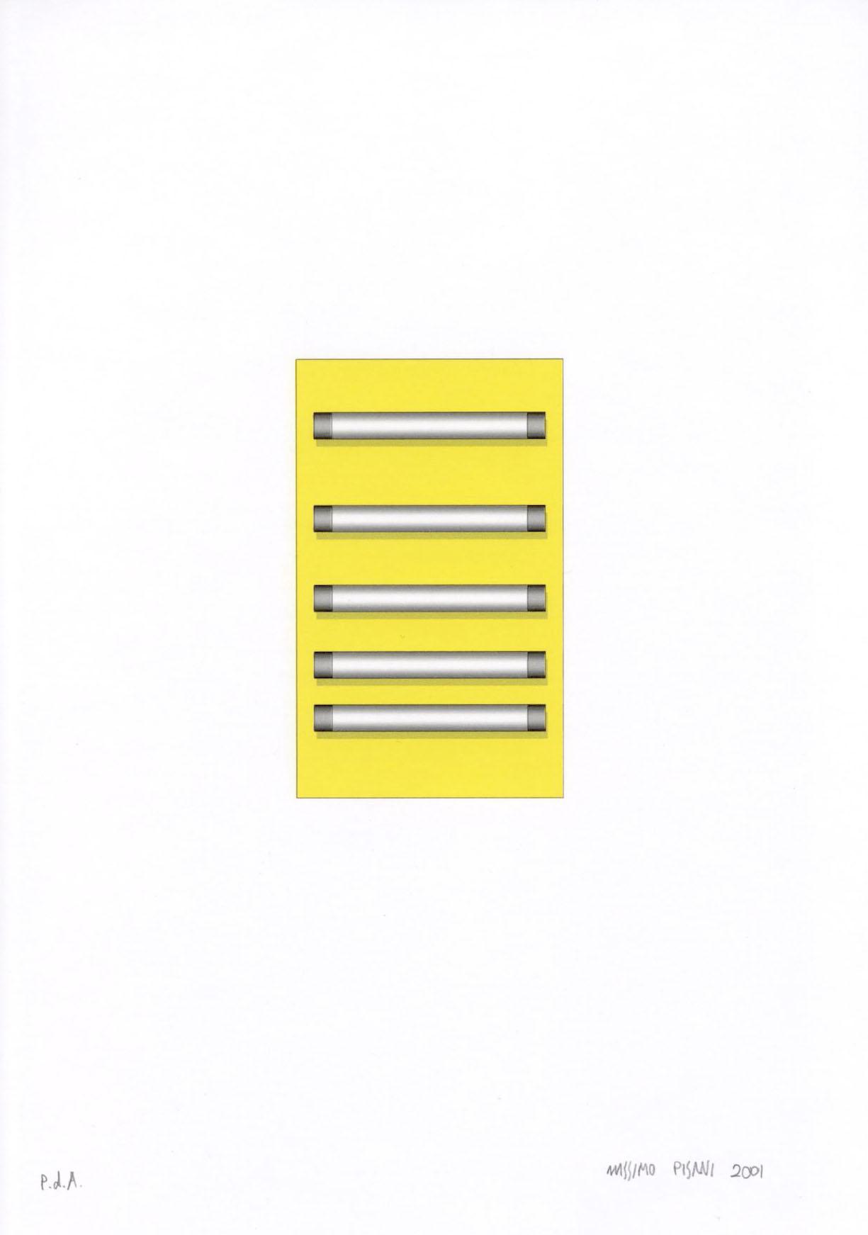 Ilustraciónes para la publicación Pulcino elefante cm.21x29,7 -2002- 27