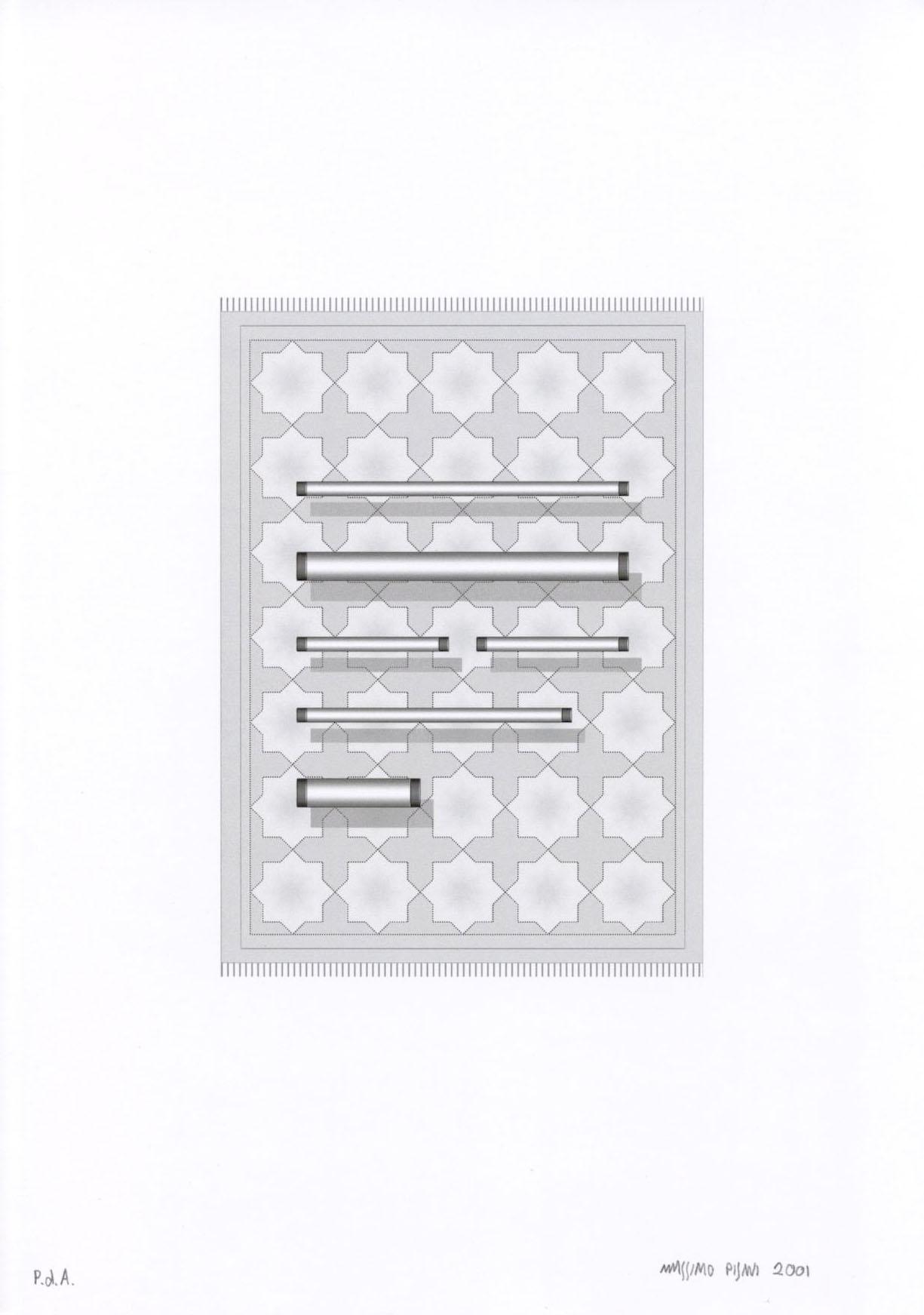 Ilustraciónes para la publicación Pulcino elefante cm.21x29,7 -2002- 36