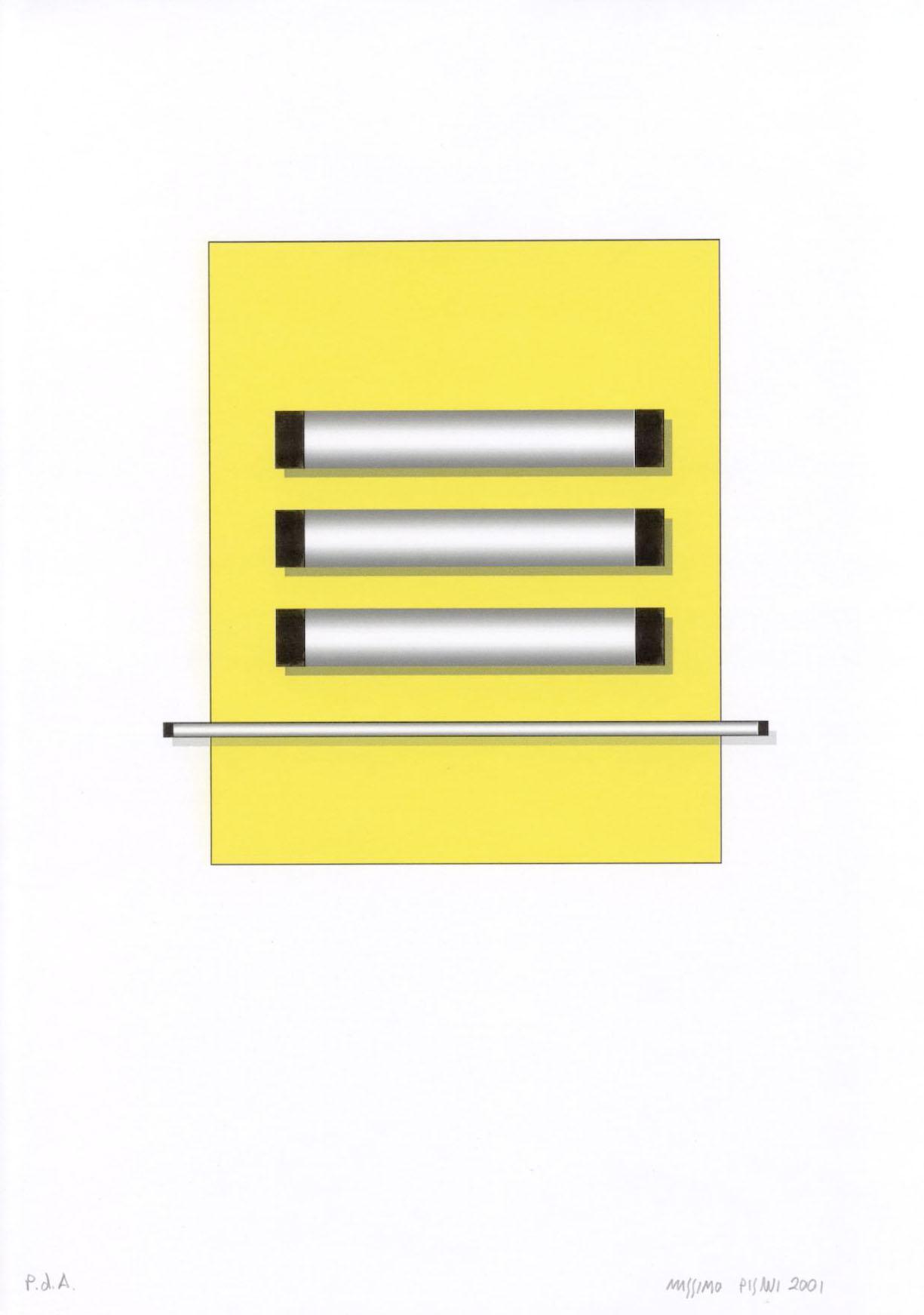 Ilustraciónes para la publicación Pulcino elefante cm.21x29,7 -2002- 38