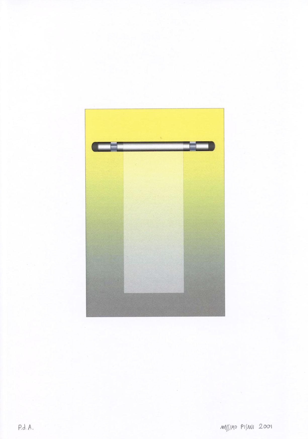Ilustraciónes para la publicación Pulcino elefante cm.21x29,7 -2002- 8
