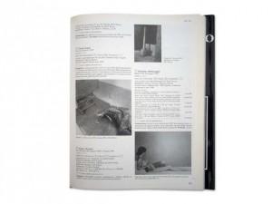 """1993 Catalogo N.º28 """"Arte Moderna (L'Arte Contemporanea dal secondo dopoguerra ad oggi)_ Giorgio Mondadori Editore (interior)"""
