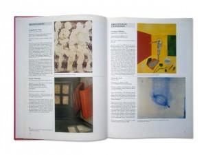 "1995 Catalogo N.º 30 ""Arte Moderna (L'Arte contemporanea dal secondo dopoguerra ad oggi)_ Giorgio Mondadori Editore (interior a)"