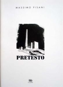 """1997 Ilustraciones y textos por la publicación """"PRETESTO"""" Casbah Art Pegognaga -Mantova- (tapa)"""