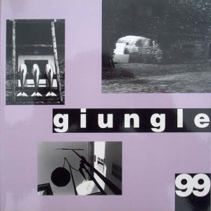 "1999 Catalogo ""Giungle"" Sondrio (tapa)"