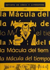2002 Revista _La Macula N.º 4_ Alicante (tapa)