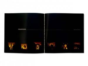 2005 Catalogo _Entrada al sentido. Paradigmas de lo imaginario_ La Barbera, Villa Joyosa -Alicante- (interior a)