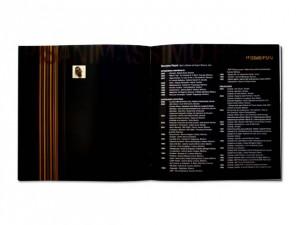 2005 Catalogo _Entrada al sentido. Paradigmas de lo imaginario_ La Barbera, Villa Joyosa -Alicante- (interior d)