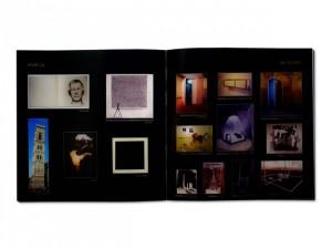 2005 Catalogo _Entrada al sentido. Paradigmas de lo imaginario_ La Barbera, Villa Joyosa -Alicante- (interior e)