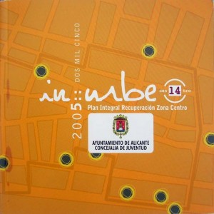 "2005Catalogo ""In urbe"" Ayuntamiento de Alicante (tapa)"
