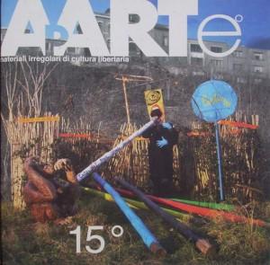 2008 Revista _Aparte N.º 15_ Mestre -Venezia- (tapa)