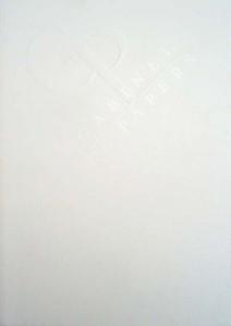 """2011 Catalogo """"Gabinete de papeles"""" Elche (tapa)"""