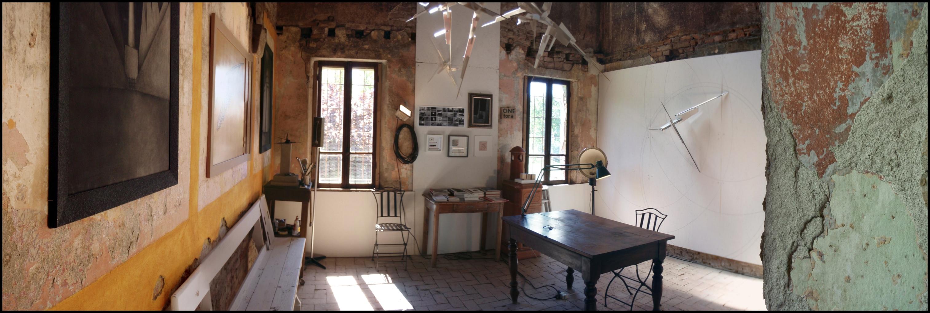 Studio nomade 2